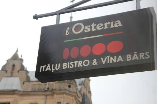 L'Osteria