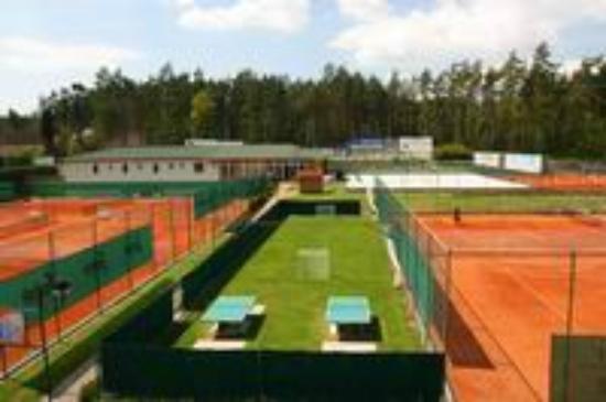 Hotel SPORT Zruc: Sport centre