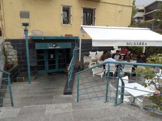 imagen Restaurante Muxarra en San Sebastián