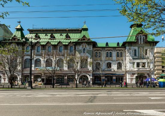 Muravev-Amyrskiy Street