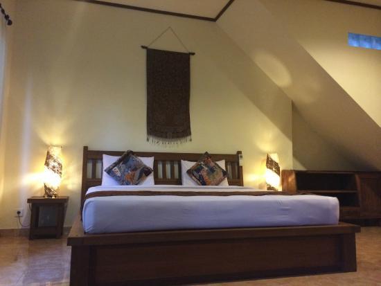 Jawi House & Painter: 寬敞的房間