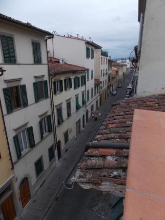 Hotel Ritz : Vista desde el balcón