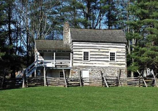 Sharpsburg, MD: Kennedy Farm (John Brown's Headquarters)