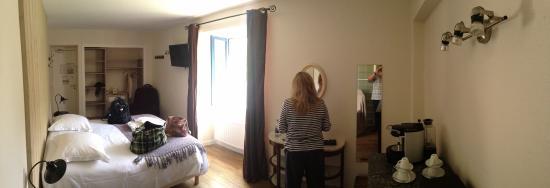 Lamballe, France : Bedroom