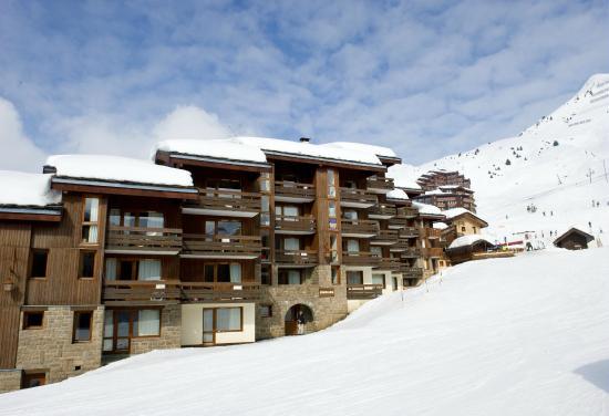 Apartamentos Maeva Emeraude