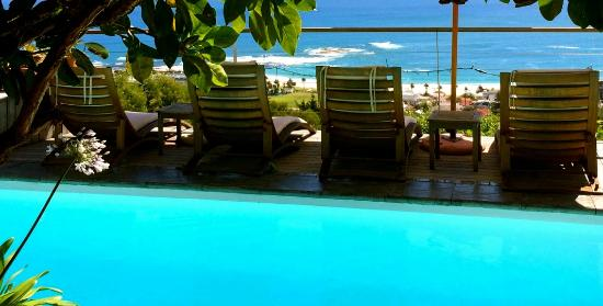 Boutique @ 10: Solar heated pool with gorgeous views ...