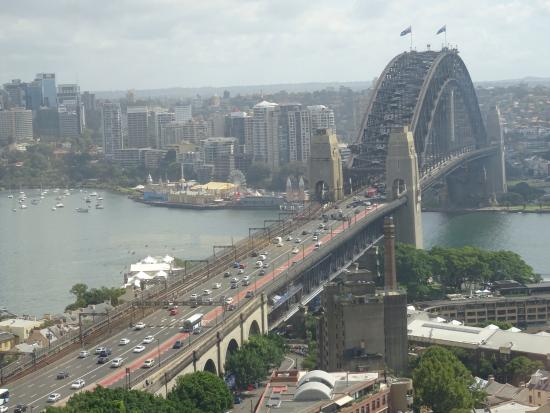 Shangri-La Hotel Sydney: Room view