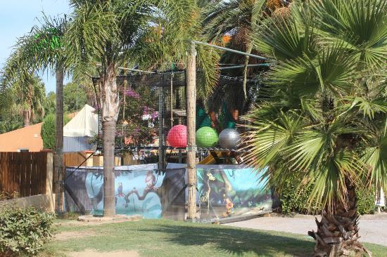 Camping les jardins catalans argel s sur mer france for Le jardin 3 minutes sur mer