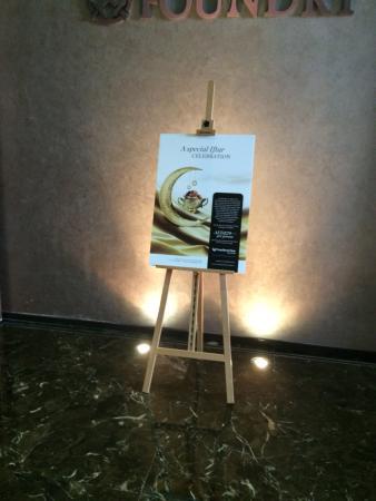 Southern Sun Abu Dhabi: Restaurant doutorem sun