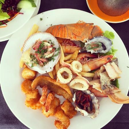 Grunske's: Lunch