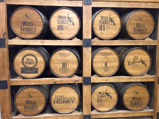 Lawrenceburg (KY) United States  city photos gallery : ... Room Picture of Wild Turkey Distillery, Lawrenceburg TripAdvisor