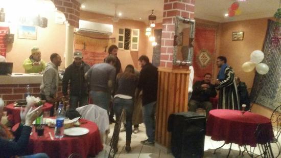 Restaurant La Kasbah