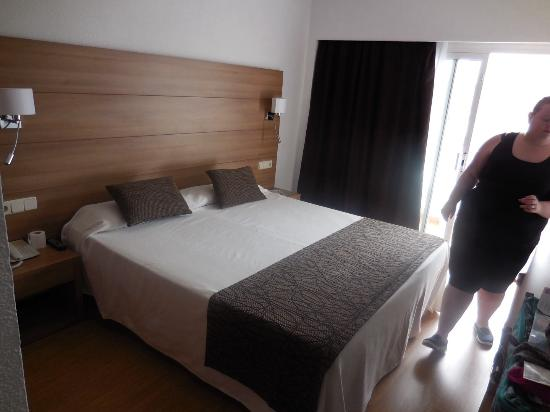 Hotel Haiti: Bedroom