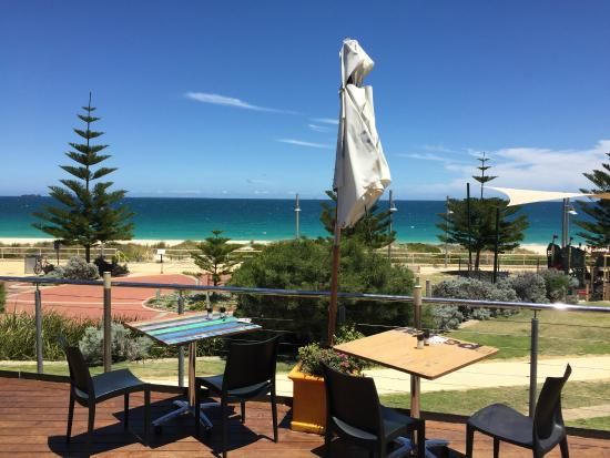 Naked Fig cafe view - Picture of The Naked Fig, Swanbourne