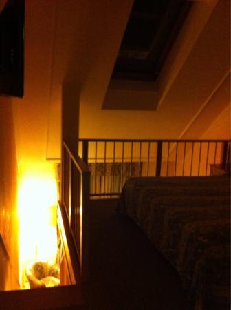 Hotel Simplon : Camera