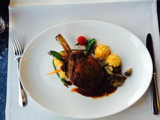 Paradies Hotel Rotschuo: Lamb
