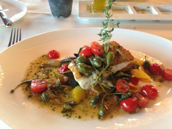 Paradies Hotel Rotschuo: Fish