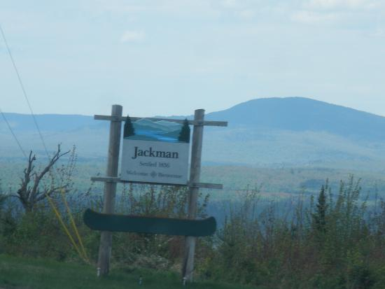 The Mountainview Resort: Entering Jackman