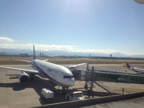Komatsu Airport Observation Deck