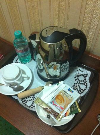 Park Hotel Stavropol: в номере