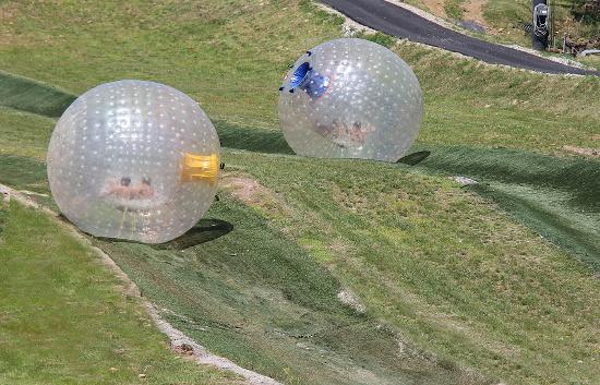 Roundtop Mountain Resort: OGO Balls