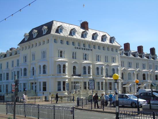 The Chatsworth House Hotel Llandudno