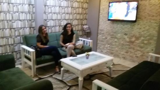 Green Beyza Hotel Antalya : lobby