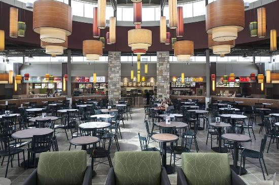 4aa7b05ed62a Market Hall - Food Court at Twin Cities Premium Outlets - Picture of ...