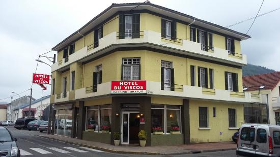 Hotel du Viscos