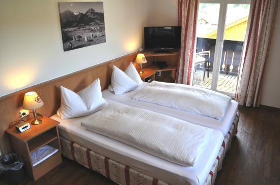 Hotel Malerwinkl: Doppelzimmer mit Balkon