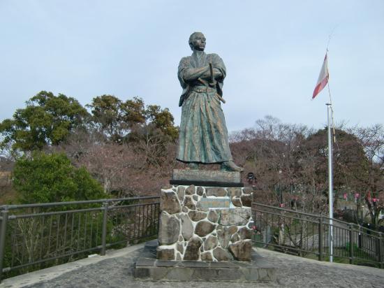 Sakamoto Ryoma Statue