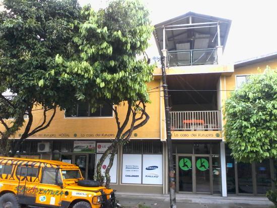 Hostal Casa del Kurupira