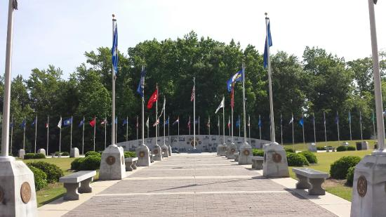 McDonough, Τζόρτζια: Veterans Wall of Honor