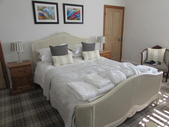 Hunston, UK: Bedroom