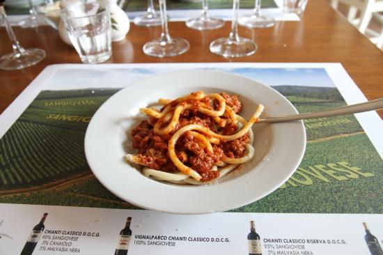 Casa Emma: Lovely home made pasta