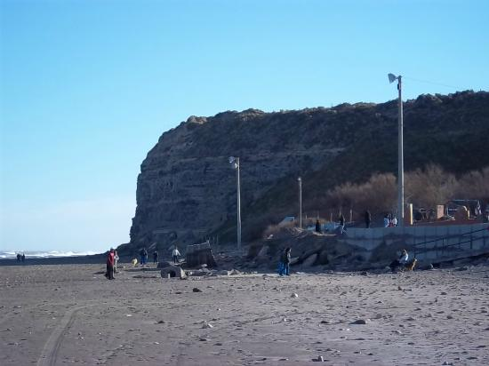 Balneario El Condor, Argentina: Playa 1° Bajada El Faro