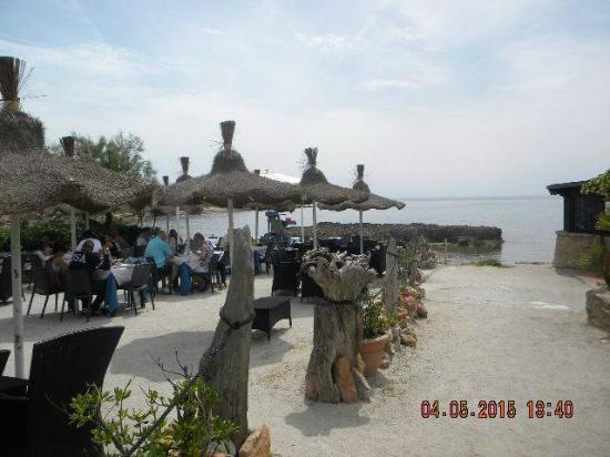 terrazza fronte mare - Foto di El Tro, Alghero - TripAdvisor
