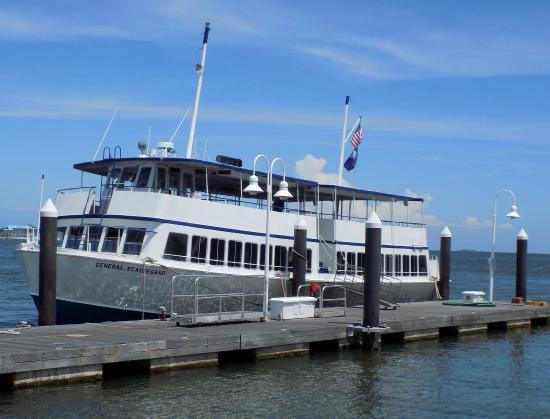 Spiritline Cruises Charleston Harbor Tours