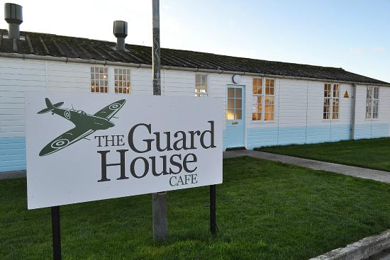‪The Guard House Cafe‬