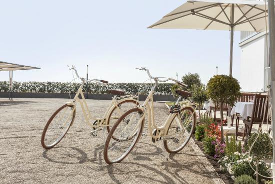 Apartamentos Marfina: Bicicletas de paseo de uso gratuito para nuestros clientes