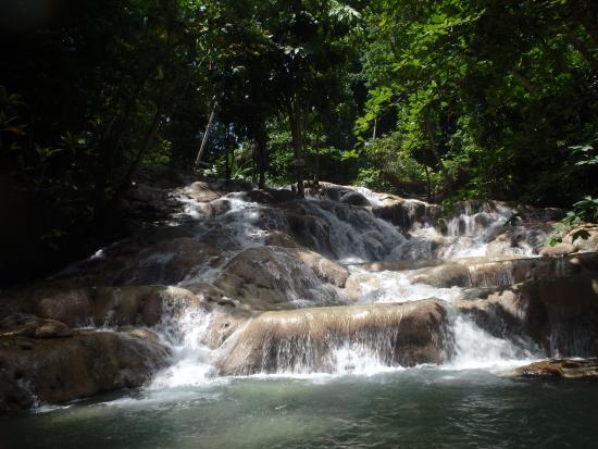 Sandals Ochi Beach Resort: Dunn's River Falls