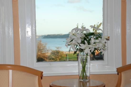Summerhill Hotel: View from the Patricia Room