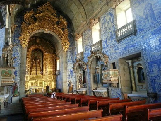 Igreja de s o victor vista dos azulejos picture of for Casa dos azulejos lisboa