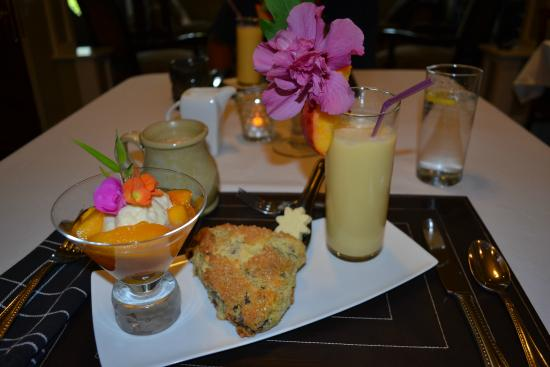Bee & Thistle Guest House : Super breakfast