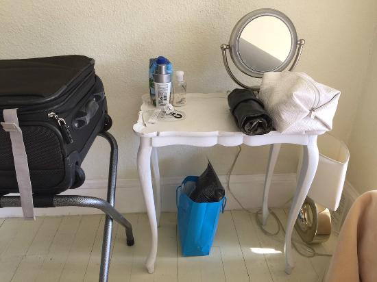 Adora Inn: Bedroom Table II