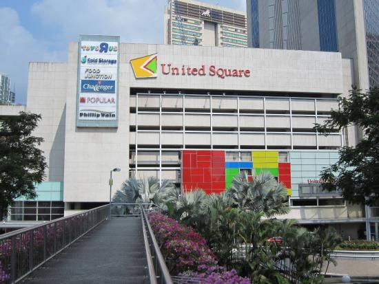 ‪United Square Shopping Mall‬