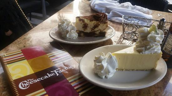 The Cheesecake Factory at Aventura Mall