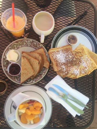 Cuppers Coffee House: Ein perfektes Frühstück!!!