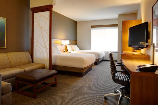 Hyatt Place Boston/Braintree : Double Double guestroom