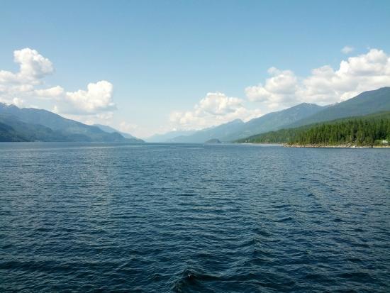 From the Kootenay Lake Ferry #1